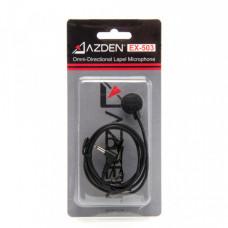 Петличный микрофон Azden EX-503P